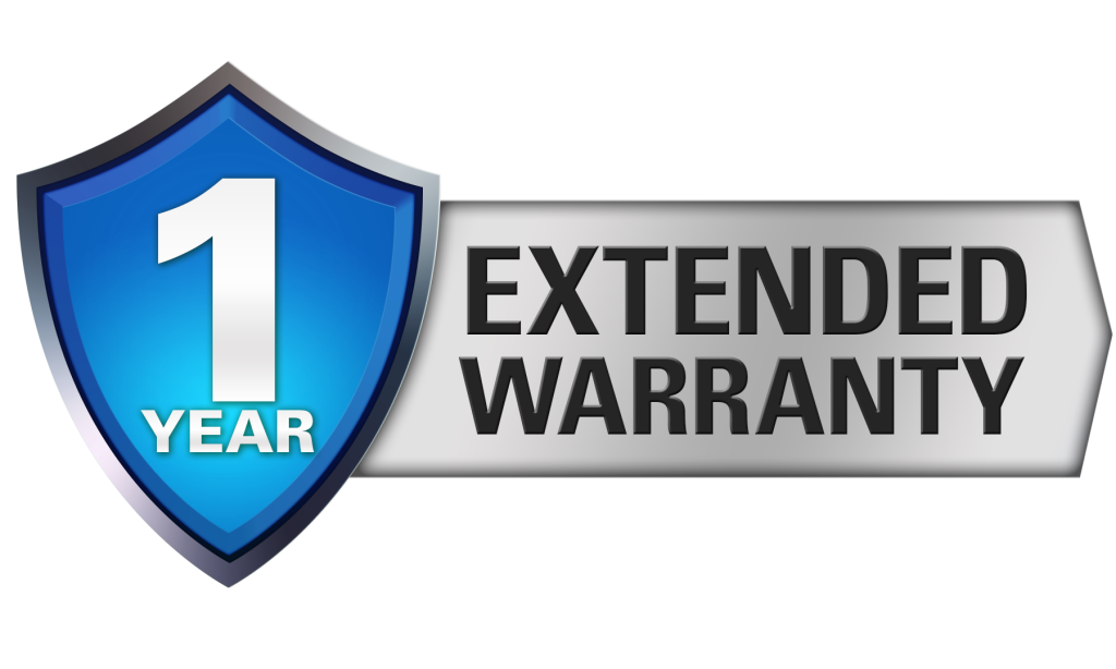 extended warranty for web